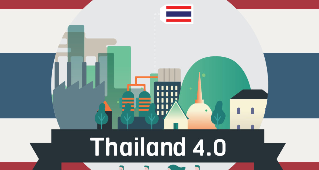 Innovation Hubs Project for Creating Innovation-Based National Economy under Thailand 4.0 Policy