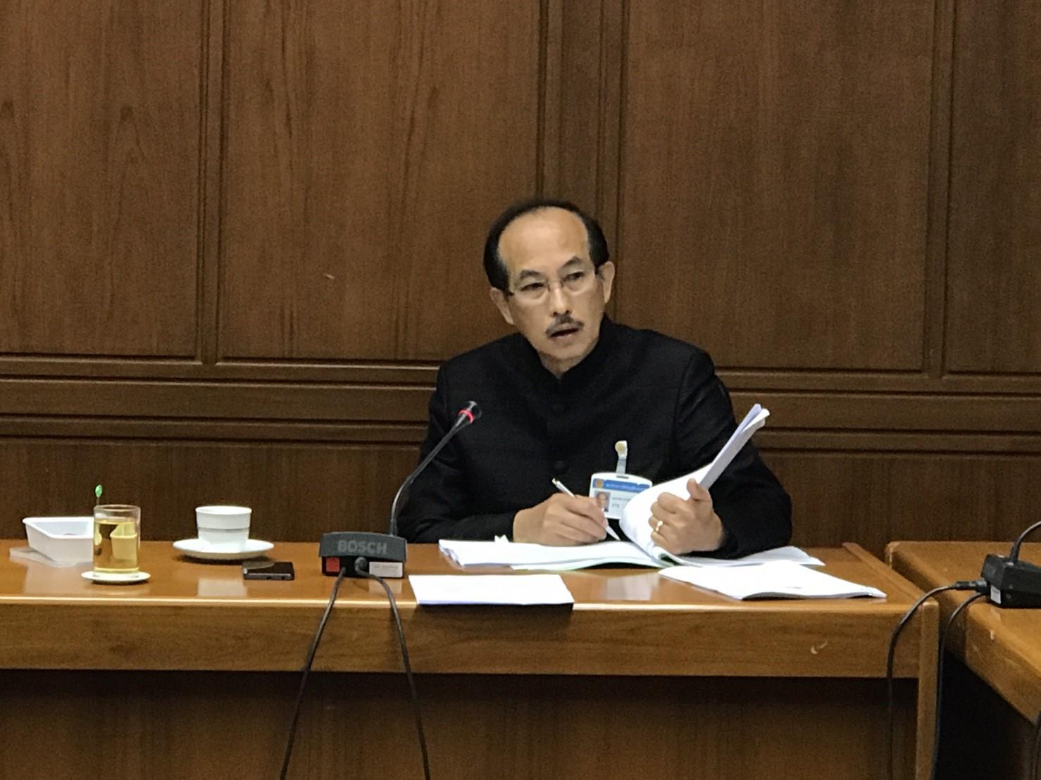 การประชุมคณะทำงานร่างพระราชบัญญัติการจัดซื้อจัดจ้างและการบริหารพัสดุภาครัฐ พ.ศ. … ครั้งที่ 2/2560