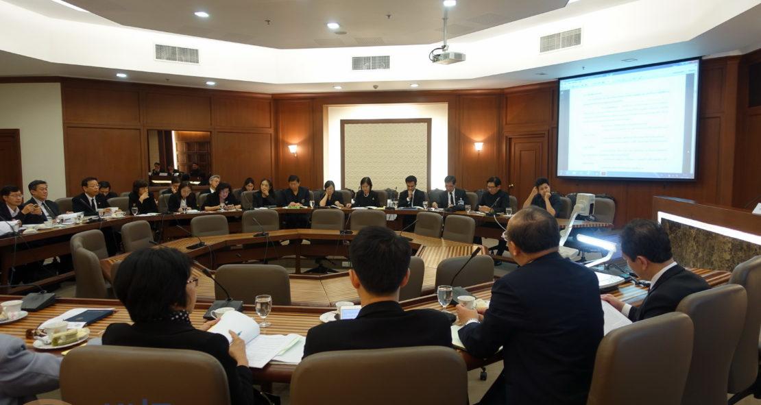 การประชุมวิสามัญที่ประชุมอธิการบดีแห่งประเทศไทย ครั้งที่ 1/2560