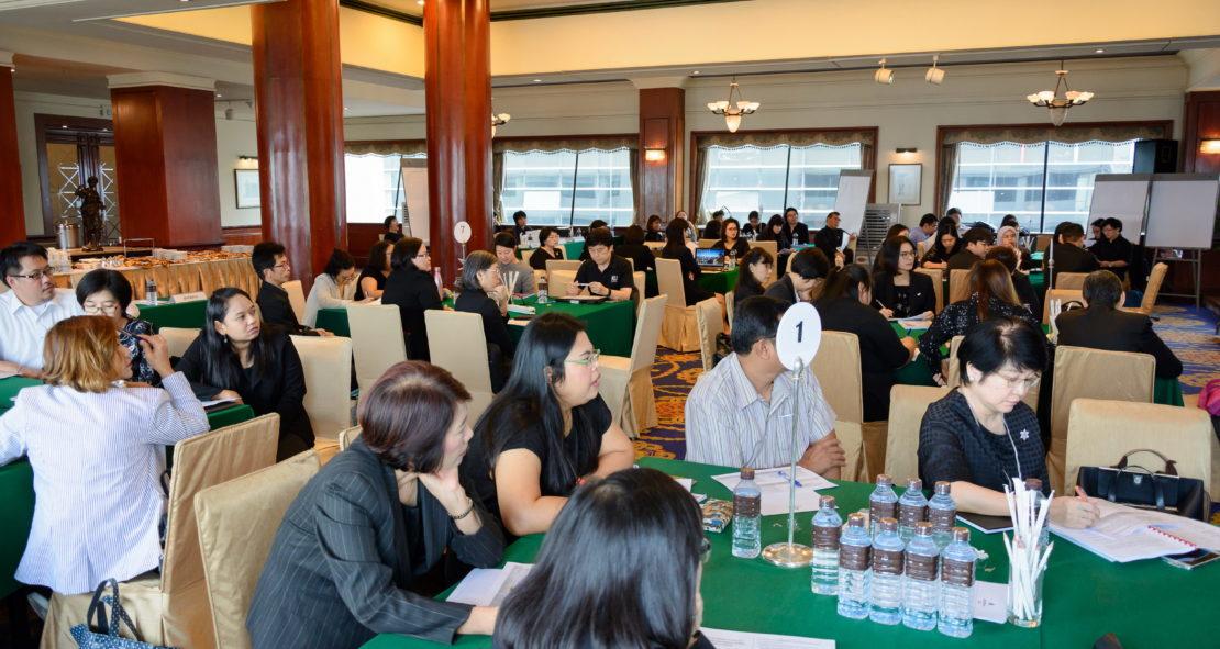 โครงการอบรมหลักสูตร Outcome-Based Education and AUN-QA รุ่นที่ 1