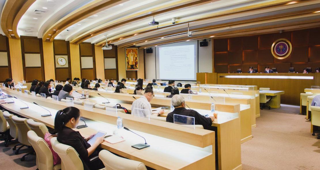 การประชุมคณะอนุกรรมการดำเนินการคัดเลือกฯ ประจำปีการศึกษา 2560 ครั้งที่ 3/2560